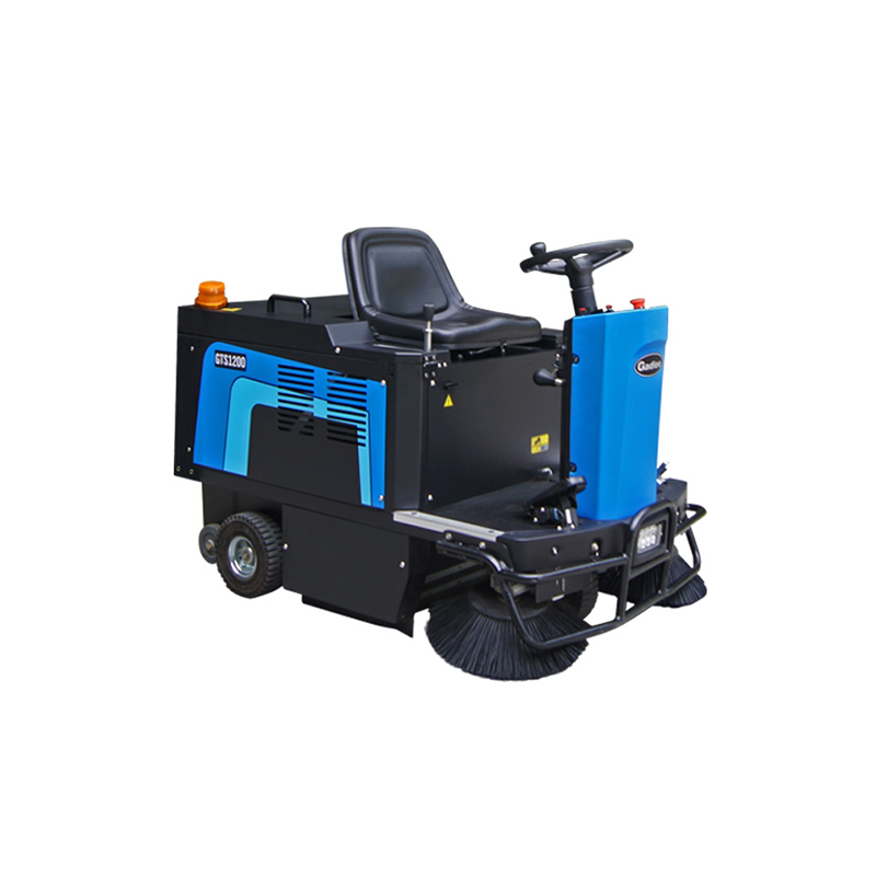 Gadlee GTS1200驾驶式扫地机