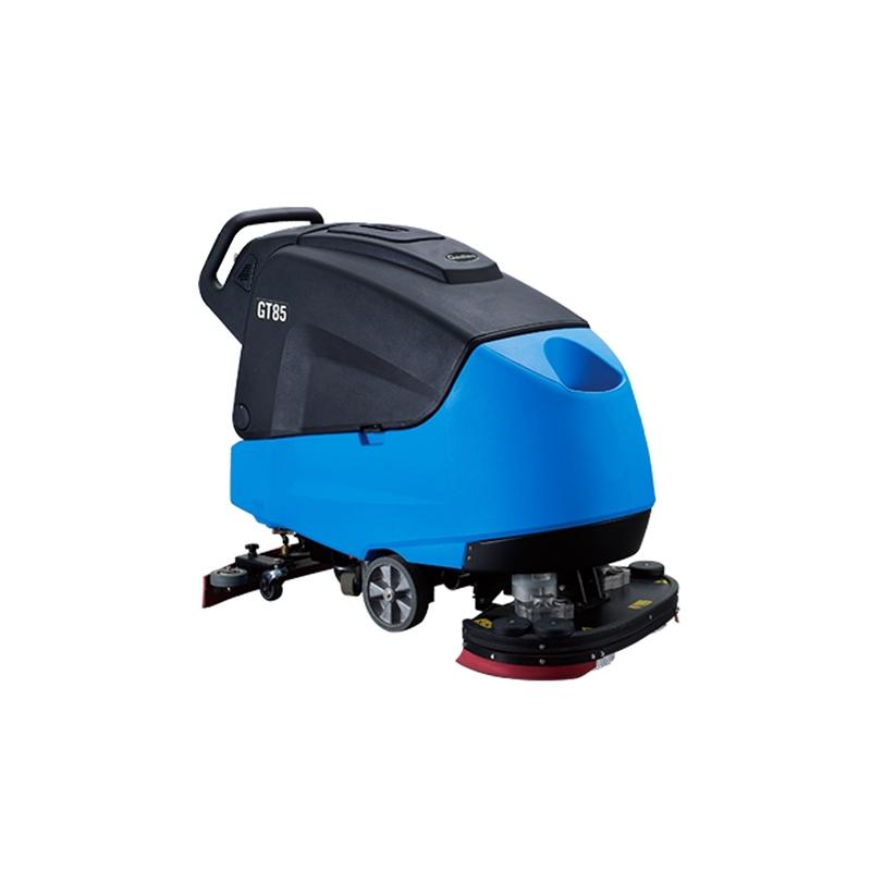 Gadlee GT85手推式洗地机(双刷、大型)