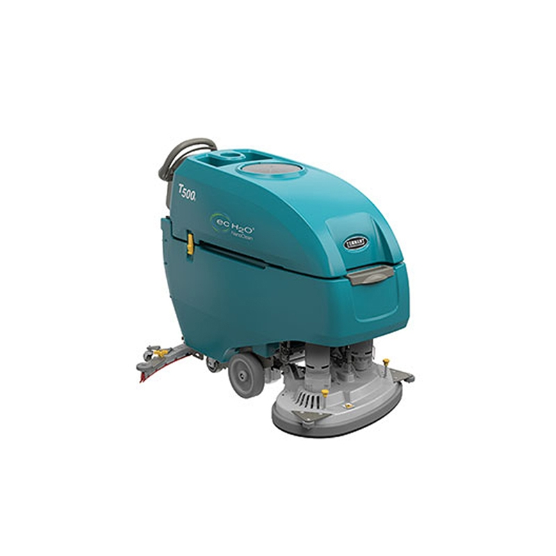 T500e 中型手推式洗地机