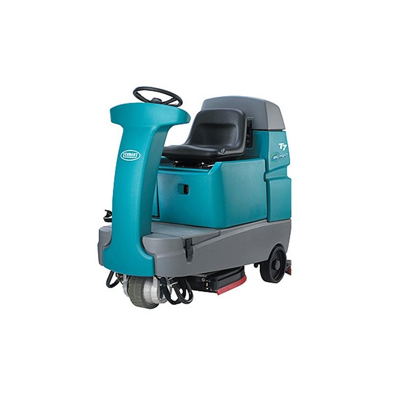 T7 微型驾驶式洗地机