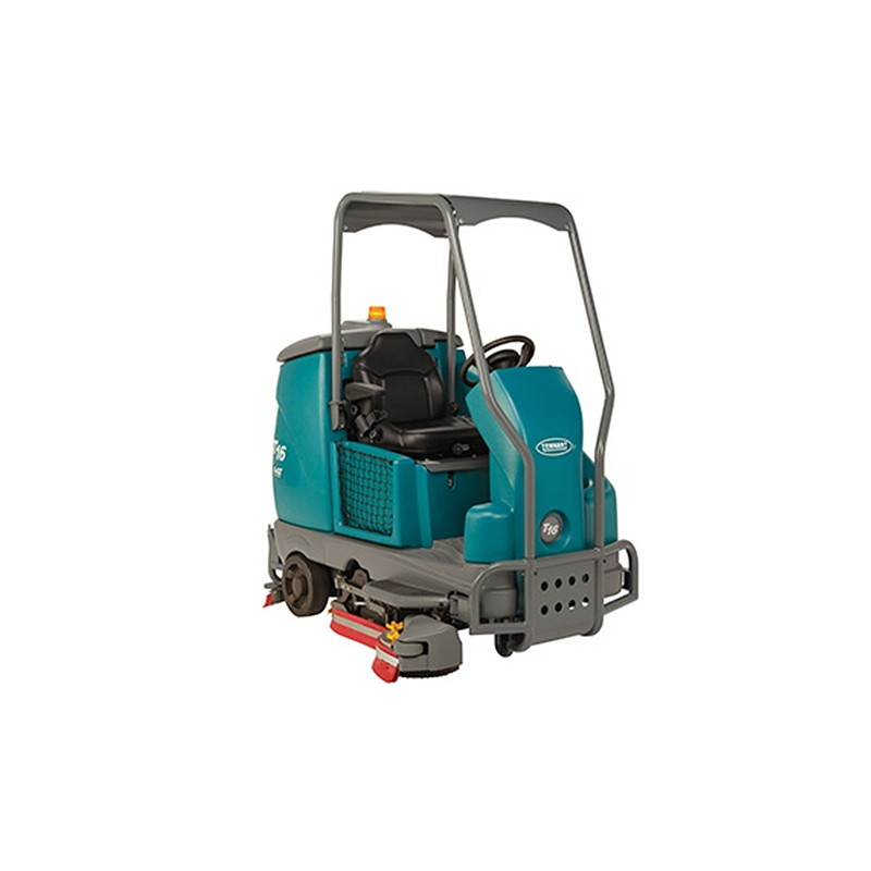 T16 电瓶驾驶式洗地机