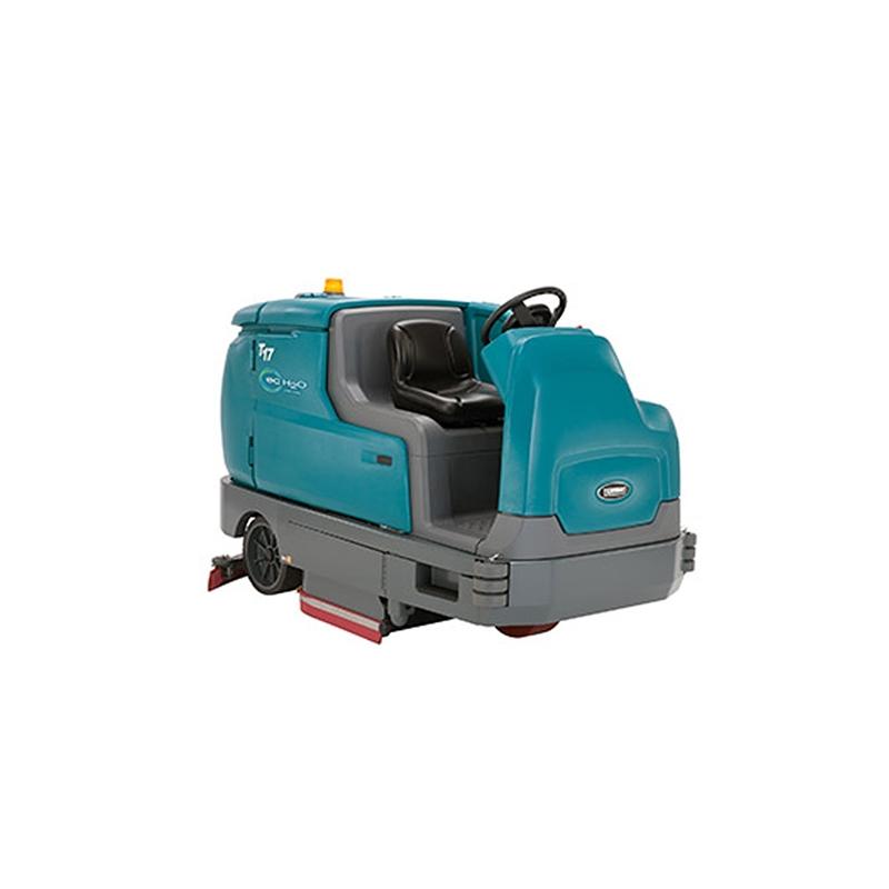 T17 电瓶驾驶式洗地机