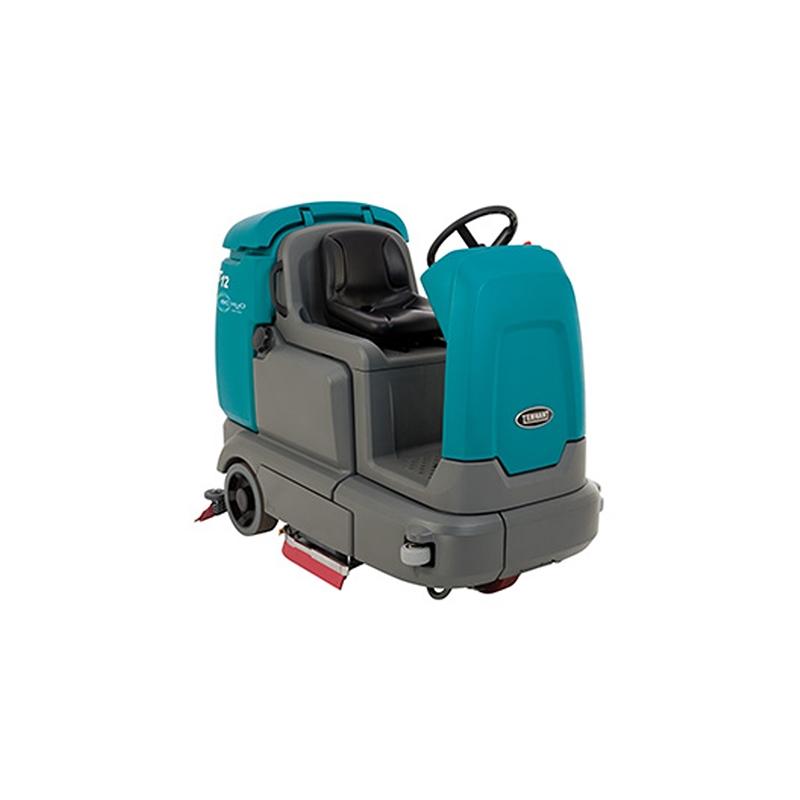 T12 紧凑型驾驶式电瓶洗地机