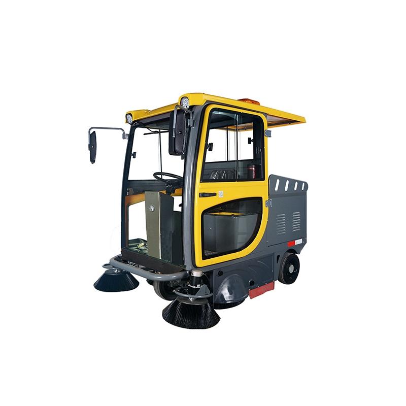 S6电动扫地车