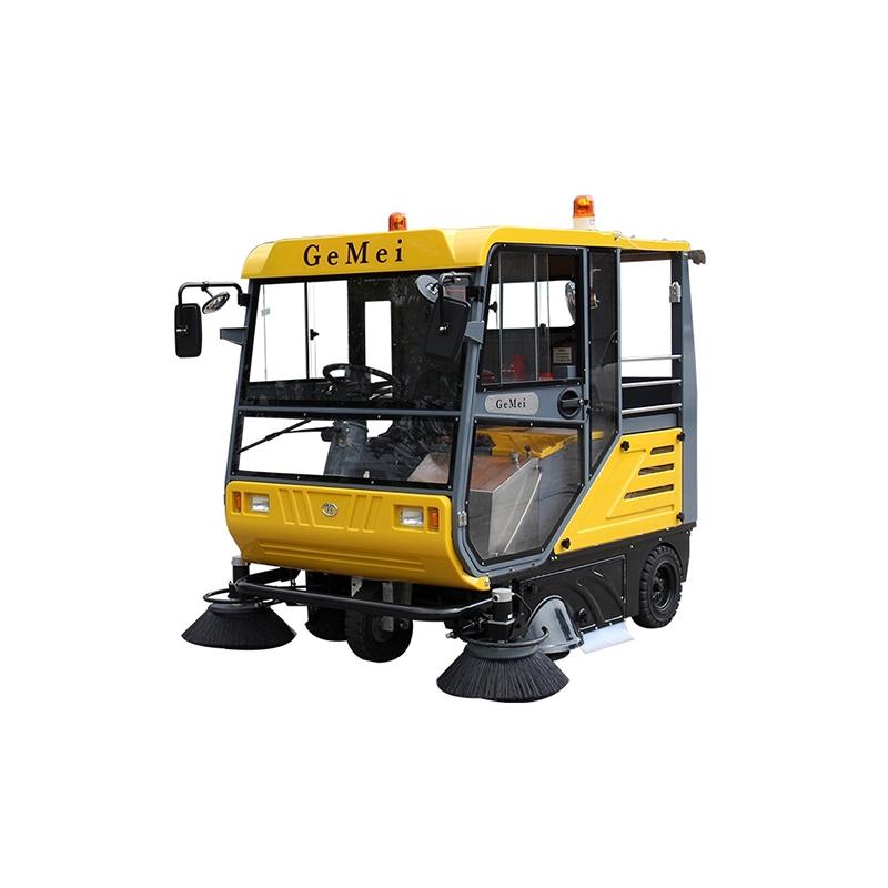 电动扫地车S10