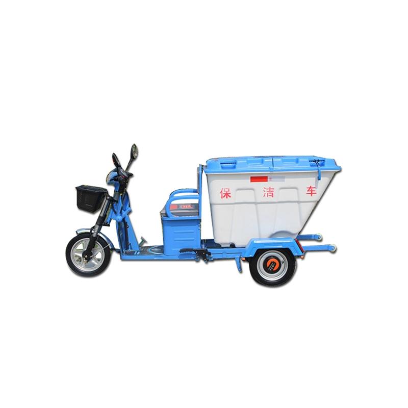 电动三轮垃圾车JNW-DLJ01 500L塑料桶